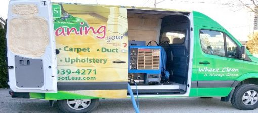 Duct Cleaning - Green & Spotless